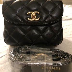 Handbags - Chanel mini Fanny Pack